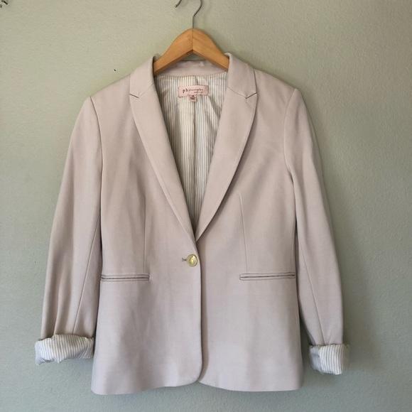 94cacf392 Philosophy Republic Clothing Nordstrom Blazer XS. M_5b5251150e3b86cbd7c57d03